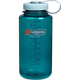 Nalgene 1L Wide Mouth Bottles trout green
